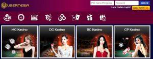 Agen Live Casino Online Terpercaya